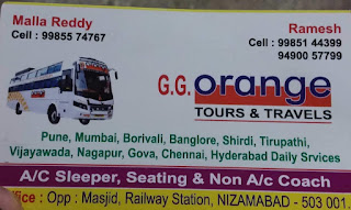 G G Tours And Travels