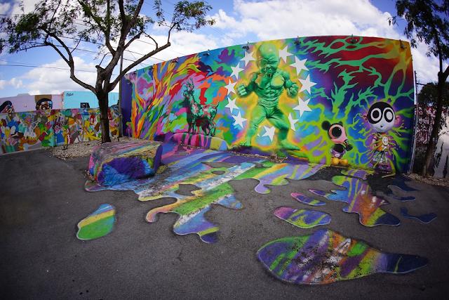 Informações sobre o bairro Wynwood em Miami