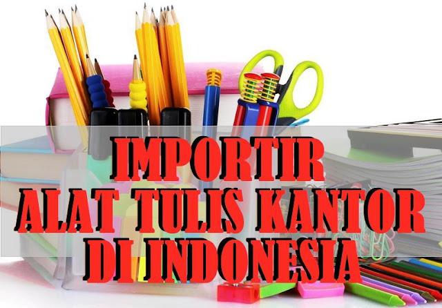 importir alat tulis kantor di Indonesia