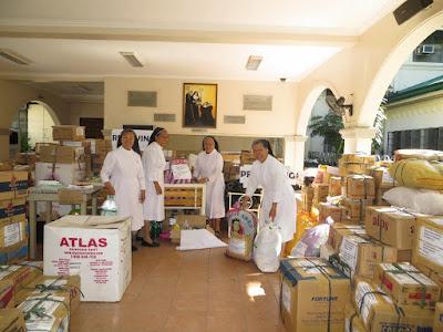 Aid for the Victims of Typhoon Yolanda  Philippine