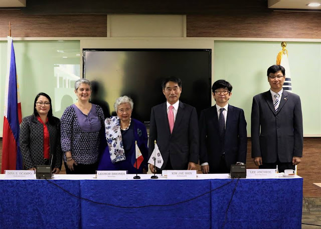 Department of Education Approves Teaching Korean Language in Public High Schools in the Philippines
