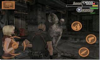 Download Game BioHazard 4 Mobile (Resident Evil 4) Apk + Data