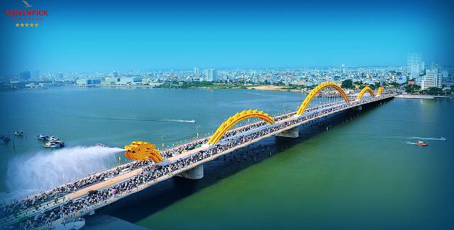 Vị trí dự án Movenpick Han River Đà Nẵng