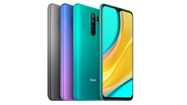 Redmi 9 Launched With 6.53inch FHD+ Display, Quad Rear Camera, 5020mAh Battery & More