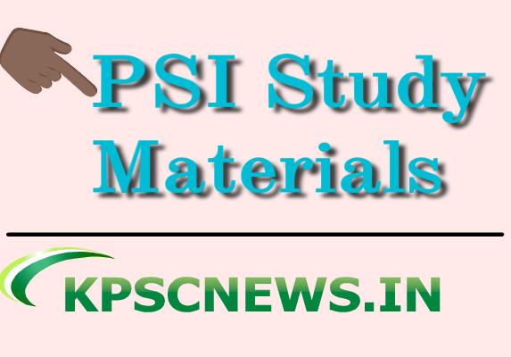 Kadamba PSI Model Questions Papers