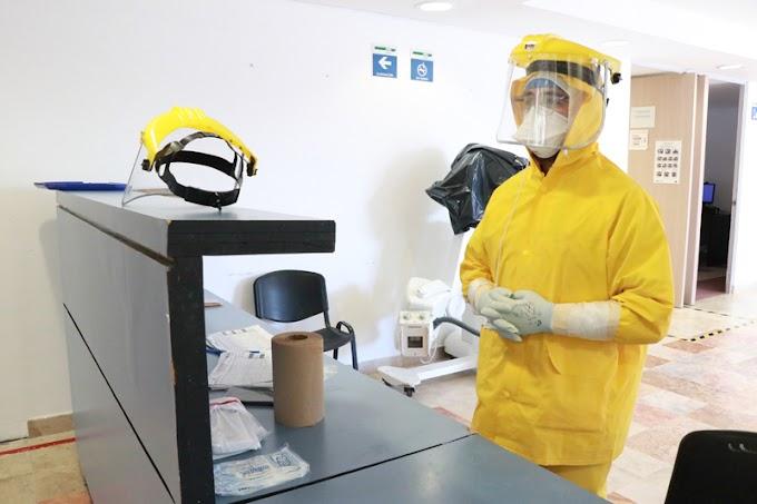 URGENTE: ¡Al tope de pacientes COVID en hospital Cabo San Lucas!