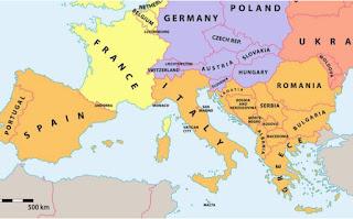 विश्व के सभी देशों के नाम व राजधानी ▷ Name and Capital of All Countries