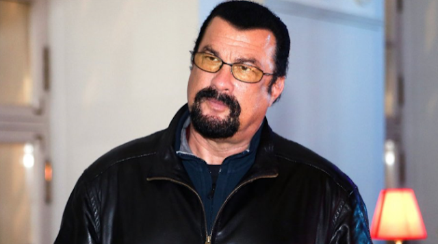 LAPD Opens Sexual Assault Investigation Into Steven Seagal
