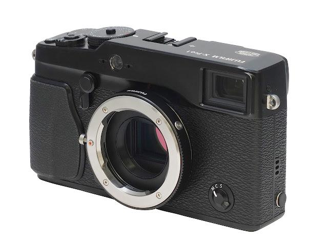 Fotografia della Fuji X-Pro1
