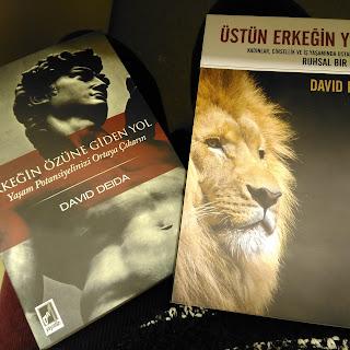 Erkeğin Özüne Giden Yol, David Deida