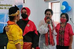 Widya Murad Ismail Rayakan Hari Kartini Bersama Warga Binaan Perempuan