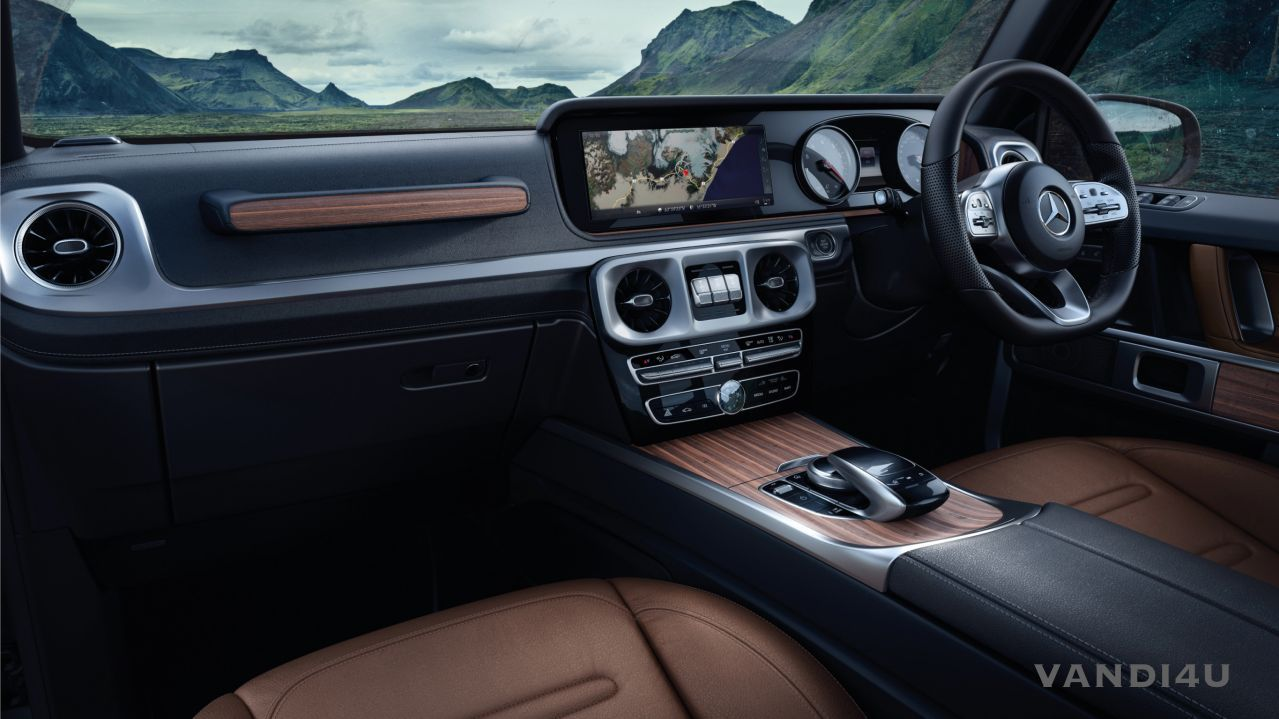 Mercedes-Benz G 350 d launched: Top 6 things to know   VANDI4U