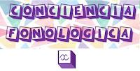 conciencia fonológica letra x