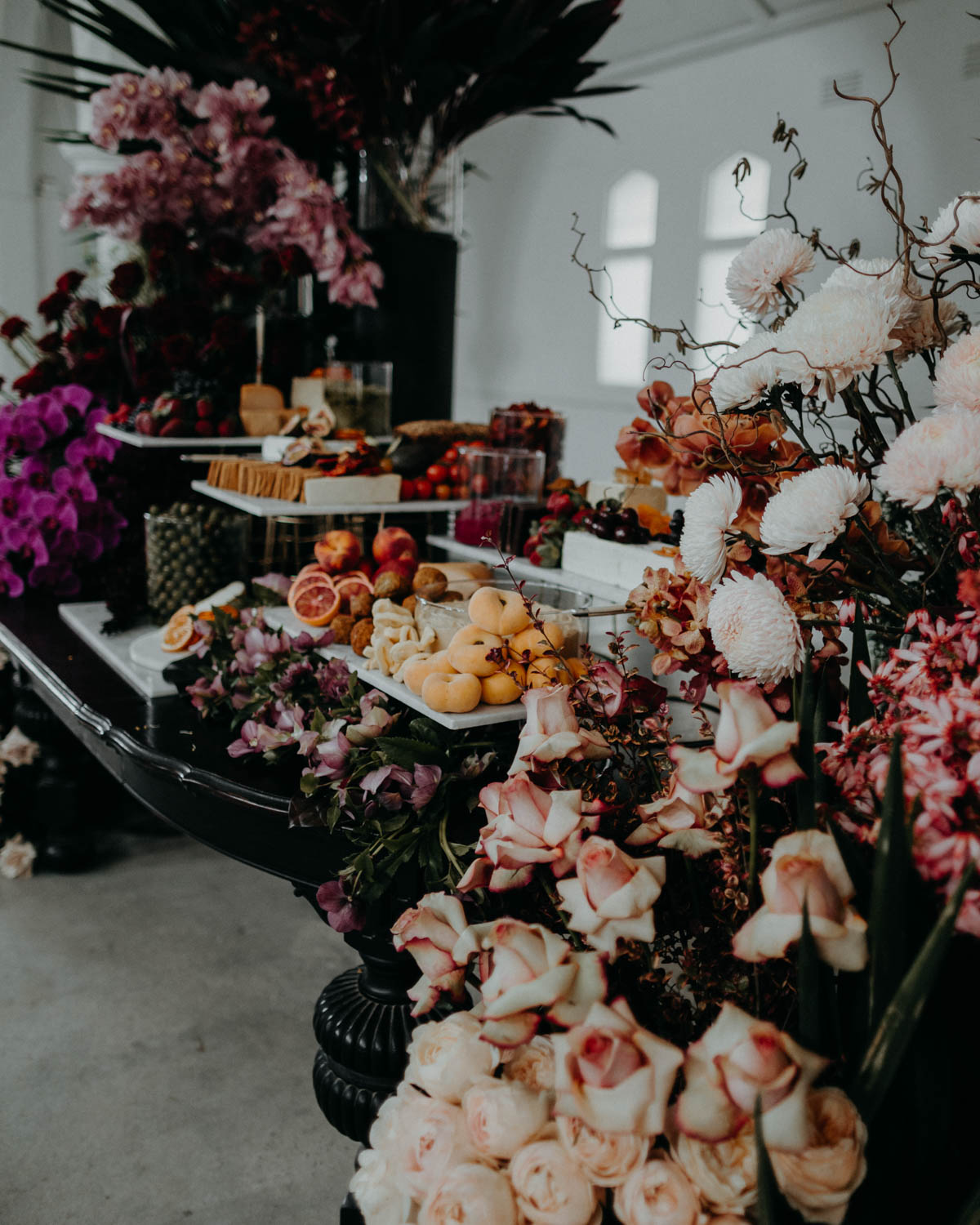 Q+A: THE BOTANIST'S WEDDING CATERING | A CELEBRATION OF FOOD + FLOWERS MELBOURNE VIC