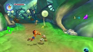 Crash - Mind Over Mutant PSP Games