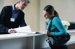 ER Registration Clerk Job Search
