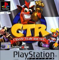 CTR Crash Team Racing PS1