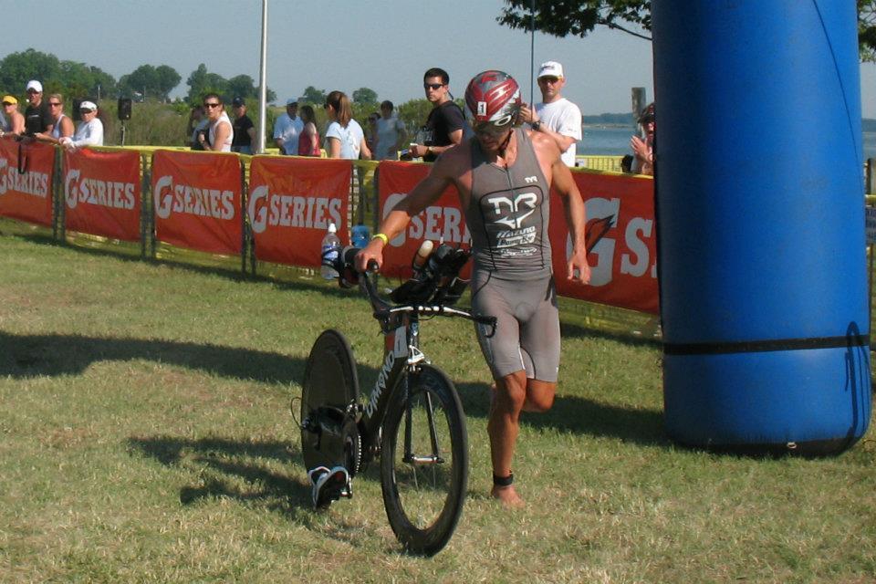 Tj Tollakson Professional Triathlete June 2012