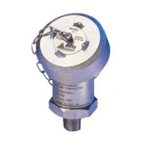 Pressure Transmitter 387 Series Delta Mobrey