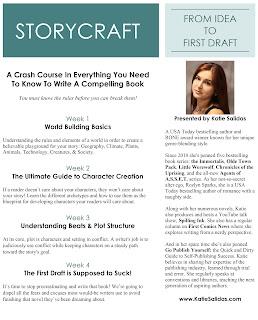 Katie Salidas Fantasy Author