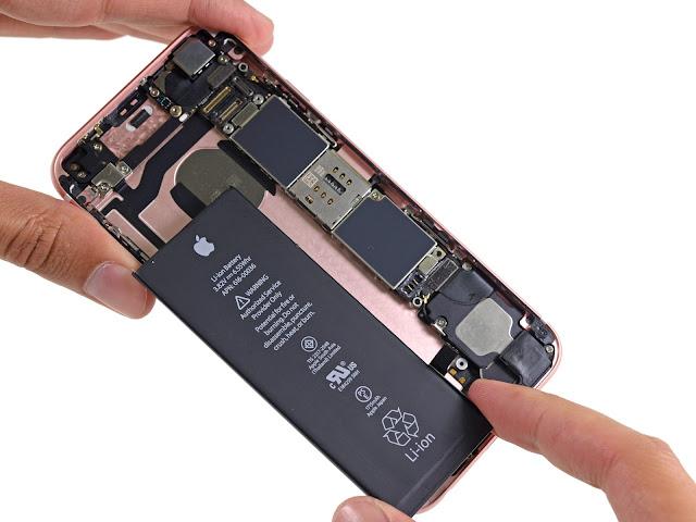 Batarya Değişimi olacak iPhone 6 Seri Numaraları