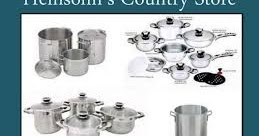 Heinsohn's Country Store -A Solution For Outdoor Cooking