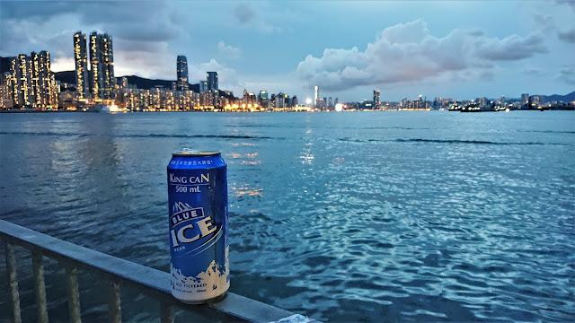 鯉魚門維港夜景