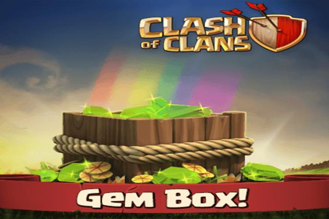 Cara Mudah Agar Gems Box Clash Of Clans Selalu Keluar, Cara Agar Gems Box COC Cepat Keluar, Cara Agar Gems Box COC Cepat Keluar di Desa, Cara Mendapatkan Gems Box di Clash Of Clans Cepat Keluar .
