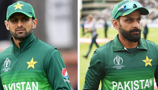 Selection committee, board officials unhappy, coach, captain wishes on return of Shoaib and Hafeez