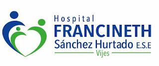 Citas Medicas Hospital Francineth Sanchez Hurtado Vijes