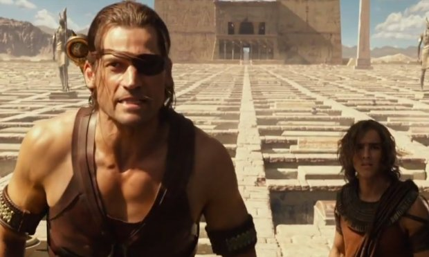 gods of egypt movie download