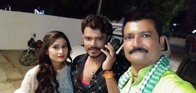 Saiyan Sawarka Bhojpuri Movie Star casts, News, Wallpapers, Songs & Videos