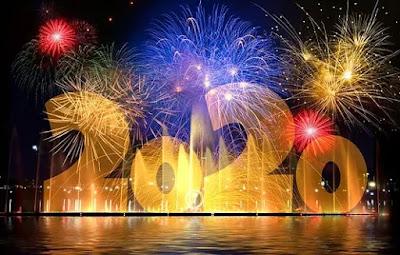 New year 2020 image
