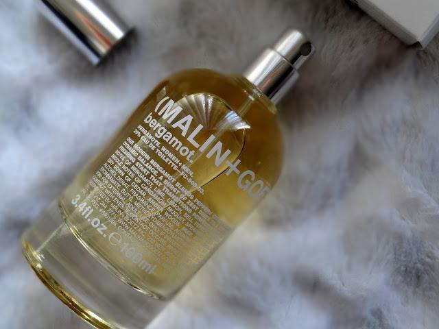 Malin + Goetz Bergamot Eau de Toilette