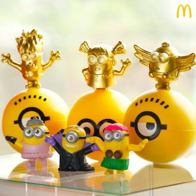 Minions McDonalds