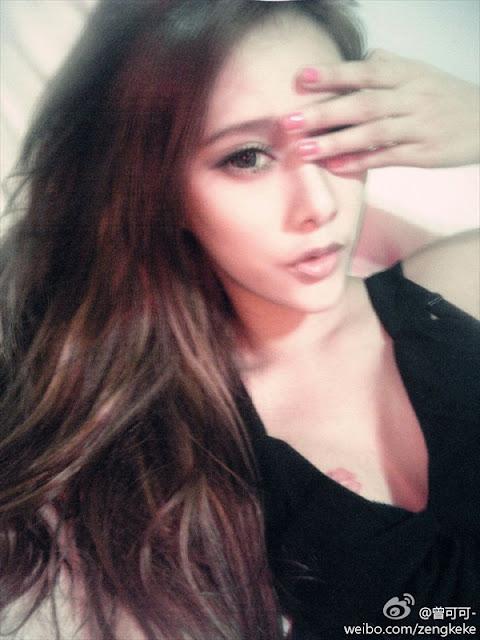 Zeng Ke Ke Chinese Model