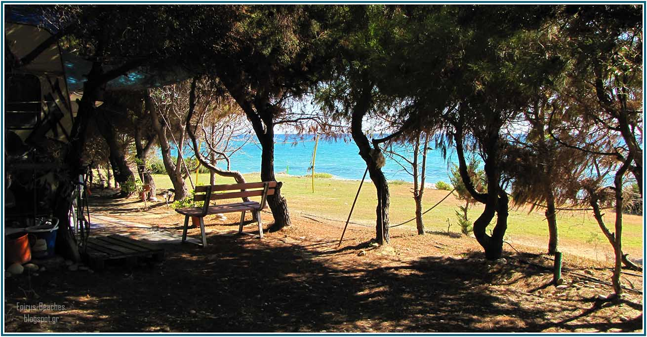 Camping-Corali