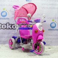 pmb scoopy baby tricycle