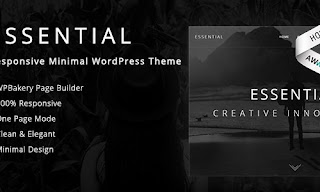 Wordpress template premium free