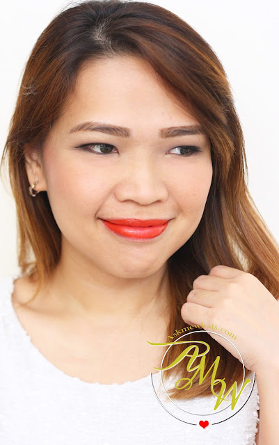 A photo of Inglot Freedom System Lipstick shade 37 Nikki Tiu AskMeWhats