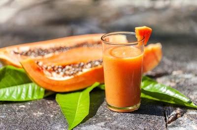 Dieta de la papaya.