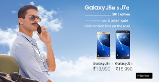 The all new Samsung Galaxy J7 & J6 | May 2016 discount offer