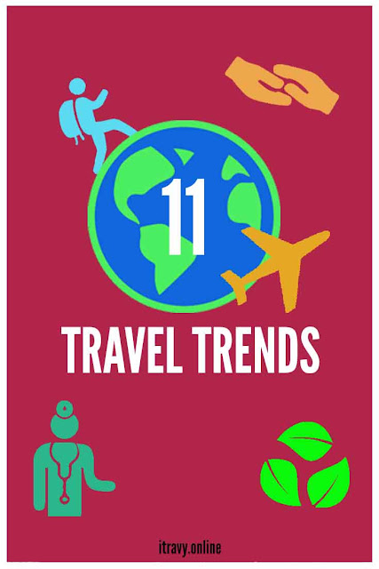 11 Travel Trends in 2019