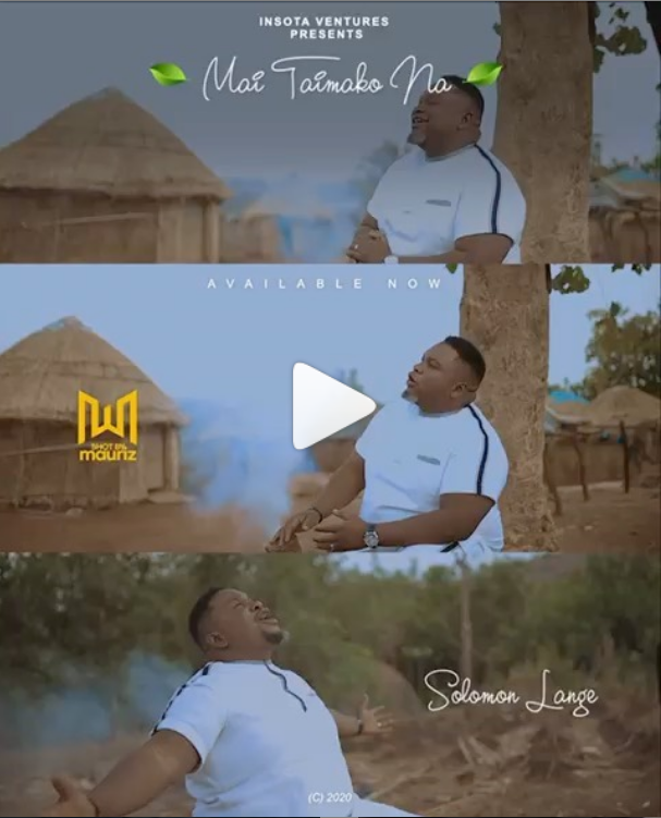 Video: Solomon Lange – Mai Taimako Na (My Helper)