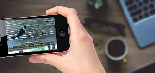 Menonton siaran ulang tv di internet tanpa aplikasi dan nonton pakai aplikasi siaran ulang tv