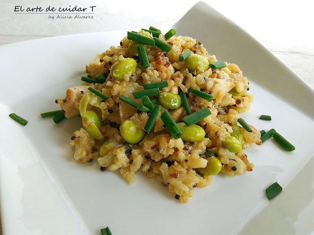 Recetas fáciles y sanas con quinoa