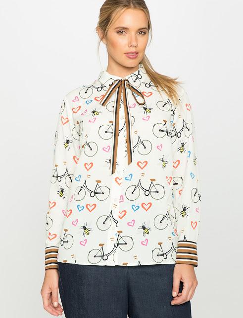 conversational-print-blouse