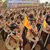 Pramuka Rama Sinta Berprestasi di Reimuna Kecamatan