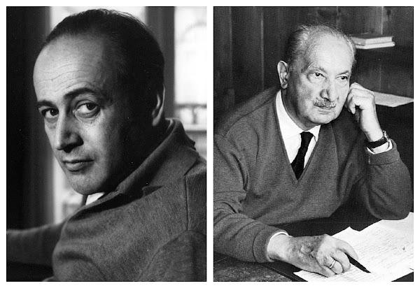 Encuentro de Celan y Heidegger por George Steiner