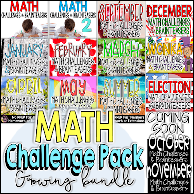 https://www.teacherspayteachers.com/Product/Math-Challenges-Brainteasers-GROWING-BUNDLE-Fast-Finishers-HW-Extensions-3086292?utm_source=ST%20Blog&utm_campaign=MC%20Bundle%20MC%20Freebie%20Post